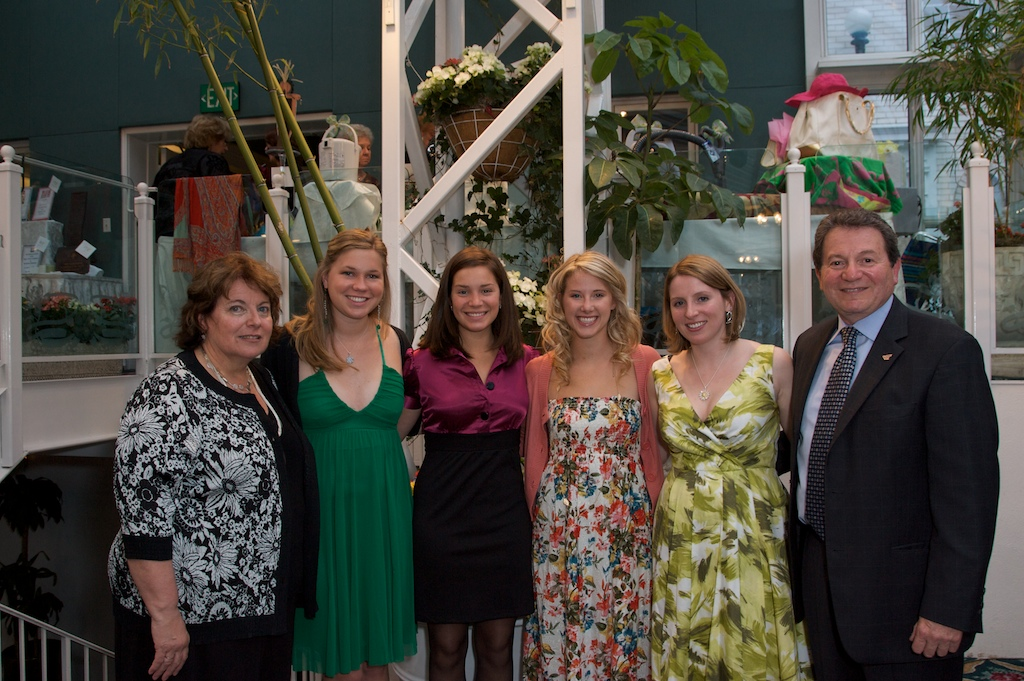 scholarship winners 2009